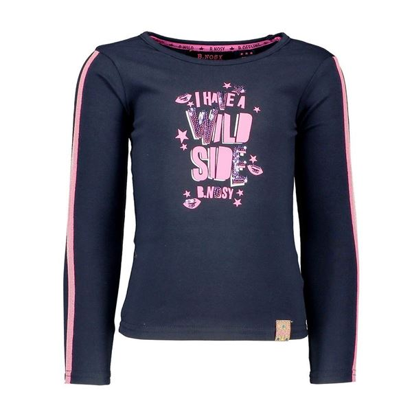 B.Nosy girls shirt Y809-5492