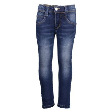 Blue Seven jeans donkerblauw 790511