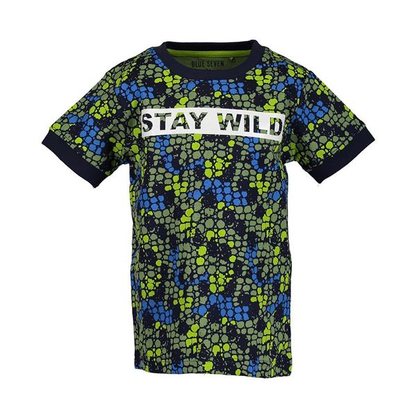 Blue Seven Kinderkleding.Blue Seven Shirt Stay Wild 802122 Jill Mill Kinderkleding