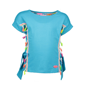 Kidz-Art shirt franjes 903-5442