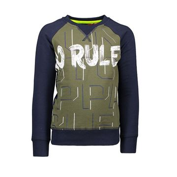 Tygo & Vito Sweater d.army X909-6325-365