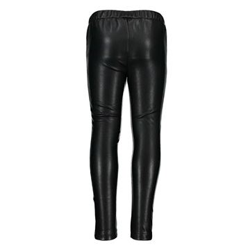 Moodstreet leatherlook legging zwart 908-5620