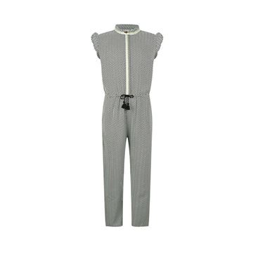 Indian Blue jumpsuit 5104